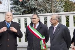 Inaugurazione via Skanderbeg
